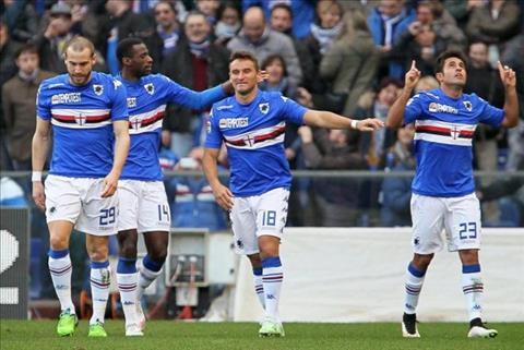 Nhan dinh Sampdoria vs Pescara 03h00 ngay 2911 (Coppa Italia 201718) hinh anh