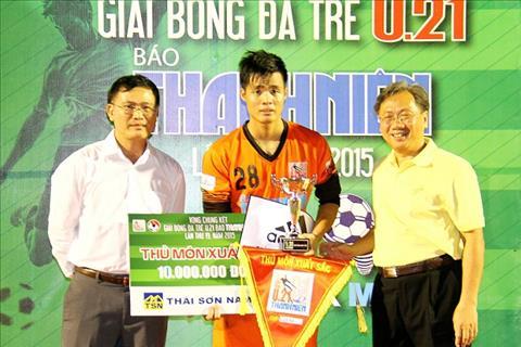 Tan binh U23 Viet Nam bat ngo khi duoc HLV Park Hang Seo trong dung hinh anh