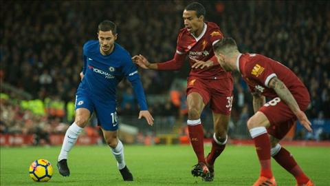 Courtois Hazard bien hau ve Liverpool thanh nhung ga he hinh anh