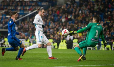 Tong hop Real Madrid 2-2 Fuenlabrada (Luot ve vong 4 cup Nha vua TBN) hinh anh