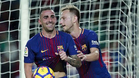 Nhan dinh Barcelona vs Murcia 03h30 ngay 3011 (Cup Nha vua TBN 201718) hinh anh