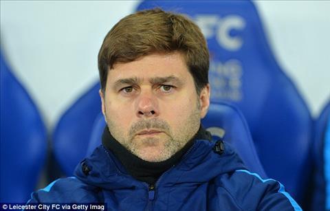 Guc nga o Leicester, Pochettino chi trich tham te chinh cac hoc tro Spurs hinh anh