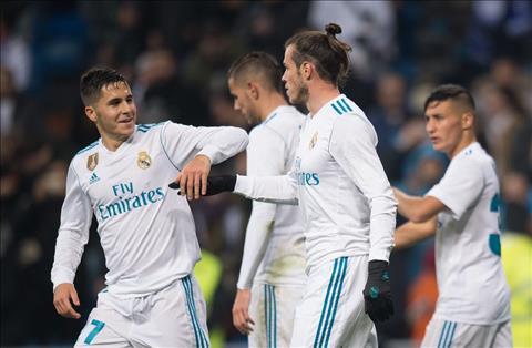 Zidane vui mung khi mot loat tru cot Real tro lai hinh anh