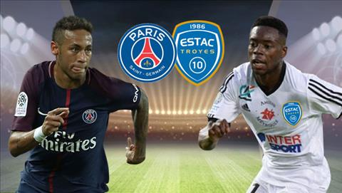 Nhan dinh PSG vs Troyes 03h00 ngay 3011 (Ligue 1 201718) hinh anh