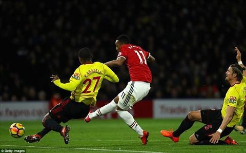 Martial vs Watford