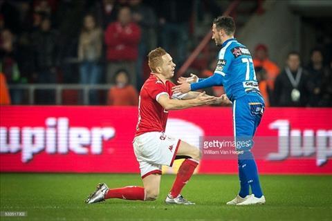 Nhan dinh Gent vs Standard Liege 2h30 ngay 411 (VDQG Bi 201718) hinh anh