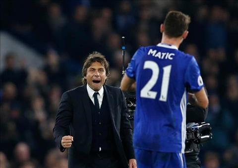 Conte Matic khong con quan tam den Chelsea hinh anh
