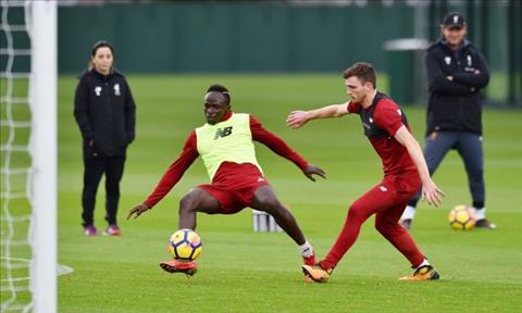 Liverpool nhan tin vui tu tien ve Sadio Mane hinh anh 2
