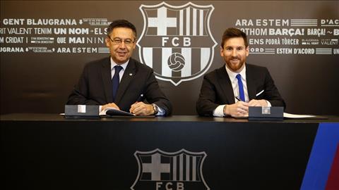 Messi ra yeu sach vo ly khi gia han hop dong voi Barca hinh anh