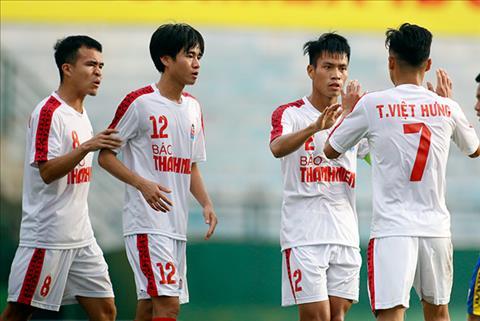 Chung ket U21 QG HAGL dau Viettel - khang dinh thuong hieu dao tao tre hinh anh
