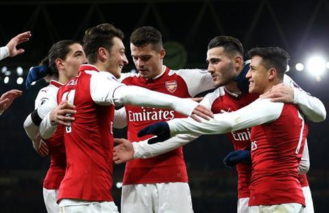 Thong tin luc luong tran Arsenal vs MU hinh anh