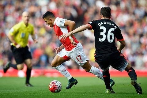 Truoc tran Arsenal vs MU Co hoi lay lai su nghiep cua Darmian hinh anh 2