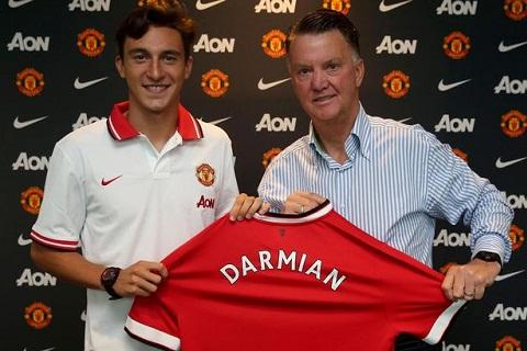 Truoc tran Arsenal vs MU Co hoi lay lai su nghiep cua Darmian hinh anh