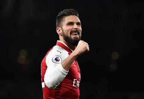 Huyen thoai Arsenal khuyen Chelsea mua Giroud hinh anh
