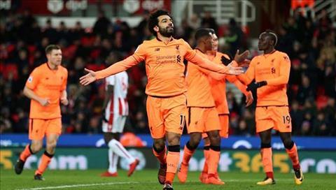 Klopp het loi khen ngoi tien ve Mohamed Salah hinh anh