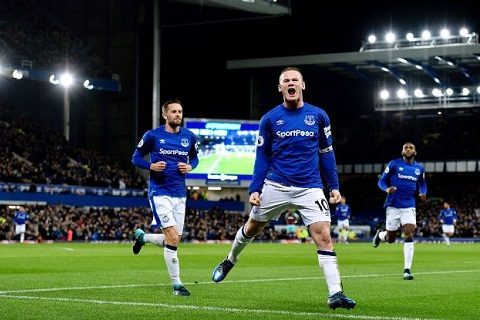 Rooney hattrick vs West Ham