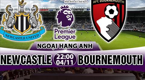 Nhan dinh Newcastle vs Bournemouth 22h00 ngay 411 (Premier League 201718) hinh anh