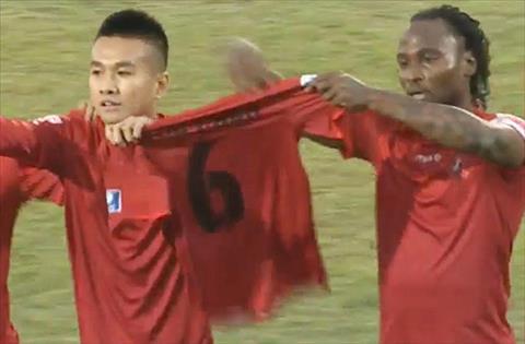 Hai Phong 2-0 Da Nang Bo doi Fagan - Stevens len tieng hinh anh