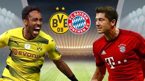 Nhan dinh Dortmund vs Bayern Munich 00h30 ngay 511 (Bundesliga 201718) hinh anh
