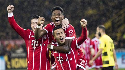 Dortmund 1-3 Bayern Dai chien mot chieu hinh anh