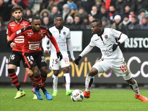 Nice vs Dijon 1h00 ngày 229 Ligue 1 201920 hình ảnh