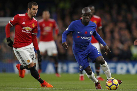 Chelsea 1-0 Manchester United: Chien thang xung dang