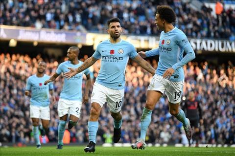 Man City thang Arsenal 3-1