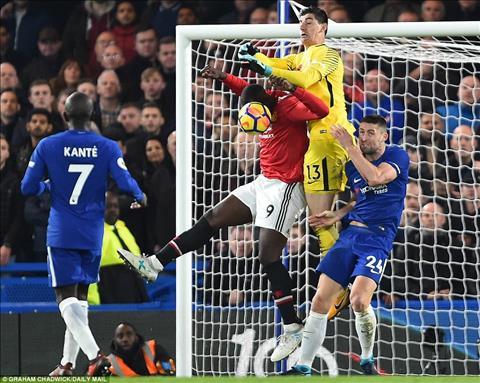 Thong ke an tuong tran Chelsea 1-0 MU hinh anh 2