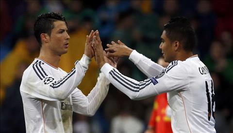 Camesiro dat niem tin vao tien dao Cristiano Ronaldo hinh anh 2