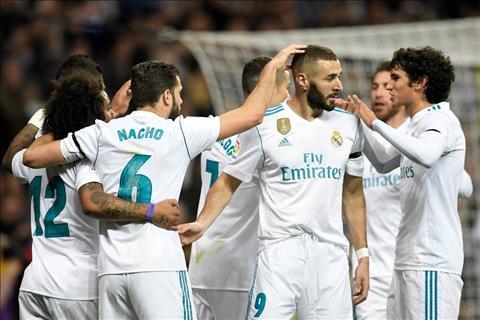 Real Madrid van la doi bong so 1 cua chau Au hinh anh