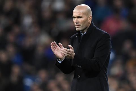 Day! Cai ten thay the Zidane tai Real hinh anh