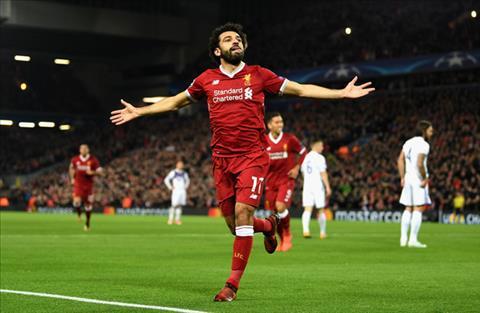Mohamed Salah va hanh trinh khoi phuc tieng tam hinh anh