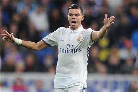 Pepe nói về Real Madrid và kỷ niệm tại đây hình ảnh