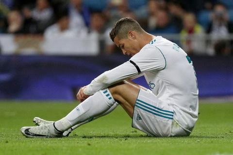 Ronaldo to ra cau kinh vi khong ghi ban hinh anh