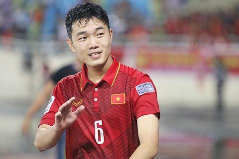 Tiền vệ Lương Xuân Trường U23 Việt Nam không được phép ngủ quên  hình ảnh