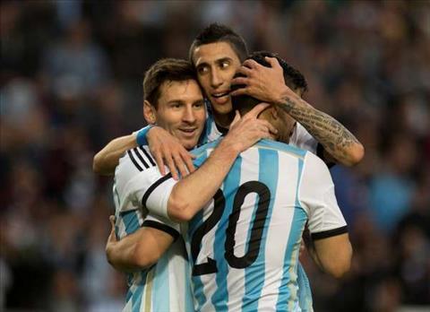 Messi Aguero Di Maria