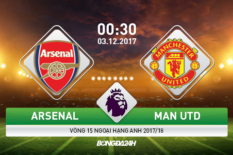 Arsenal vs Man Utd (0h30 ngay 312) Keo nhau tuot doc hinh anh