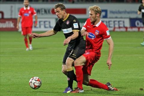 Nhan dinh Heidenheim vs Kaiserslautern 00h30 ngay 0212 (Hang 2 Duc 201718) hinh anh