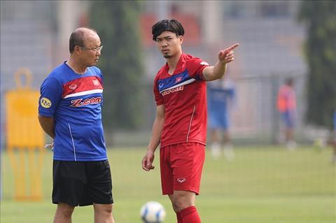 Lo dien at chu bai cua HLV Park Hang Seo tai doi U23 Viet Nam hinh anh