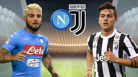 Nhan dinh Napoli vs Juventus 02h45 ngay 212 (Serie A 201718) hinh anh