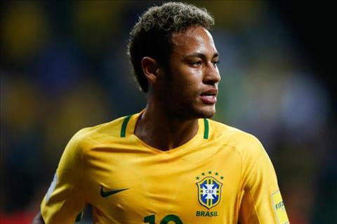 Neymar va Brazil huong toi chuc vo dich World Cup 2018 hinh anh