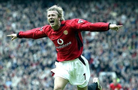 Tien ve Paul Pogba danh gia cao David Beckham hinh anh