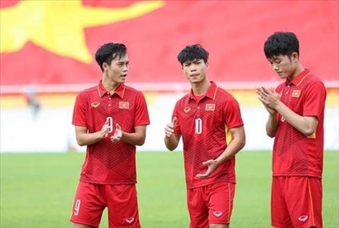 U23 Viet Nam du VCK U23 chau A 2018 Lan cuoi cua lua Cong Phuong hinh anh