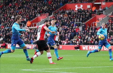 Du am Southampton 1-1 Arsenal Dung goi Wenger la Giao su! hinh anh 2