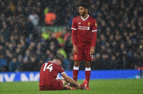 Klopp cay cu sau tran Liverpool 1-1 Everton hinh anh