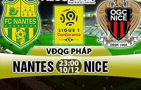 Nhan dinh Nantes vs Nice 23h00 ngay 1012 (Ligue 1 201718) hinh anh