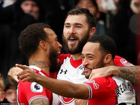 Nhung diem nhan sau tran Southampton 1-1 Arsenal hinh anh 2