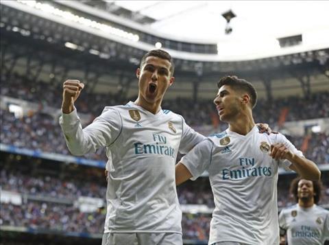 Cristiano Ronaldo Real Madrid 5-0 Sevilla
