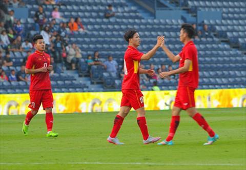 U23 Viet Nam 4-0 U23 Myanmar Thay Park khiem ton vay cung dung hinh anh 3