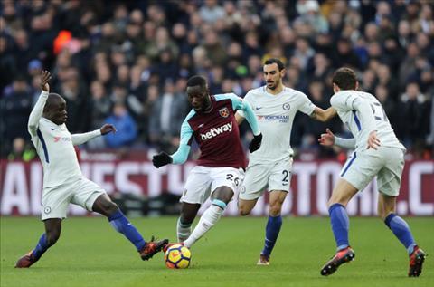 West Ham 1-0 Chelsea Kiet que vi Conte hinh anh 3